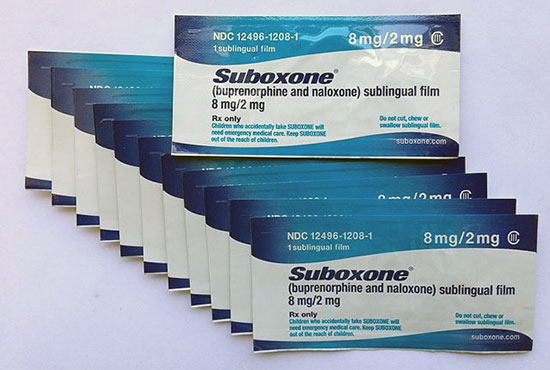 suboxone pill pack